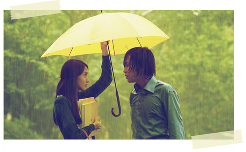 Yoona amor Rain official pics