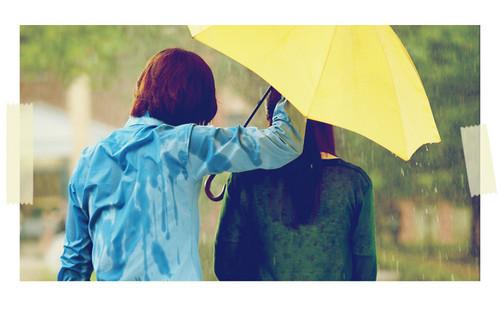 Yoona Cinta Rain official pics