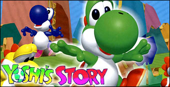 Yoshi's Story 64