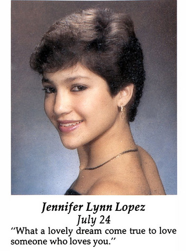 Young Jennifer Lopez