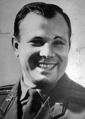 Yuri Alekseyevich Gagarin (9 March 1934 – 27 March 1968