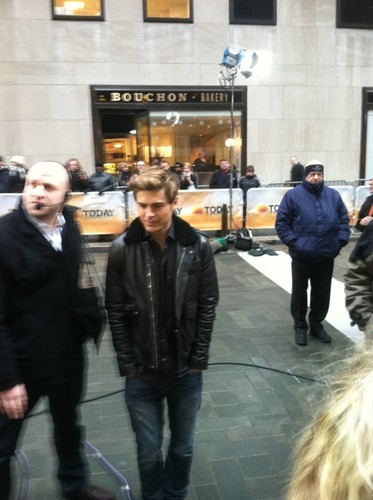 Zac Efron - new york