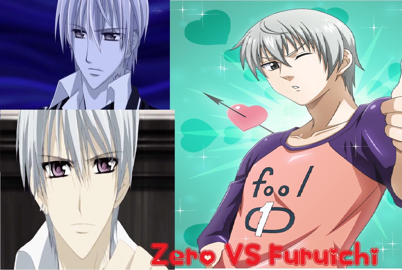 Anime Characters Look Alike : Zero vs furuichi beelzebub photo  fanpop