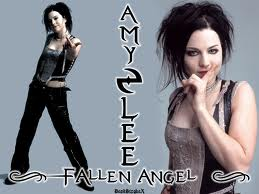 amy lee a fallen angel?!