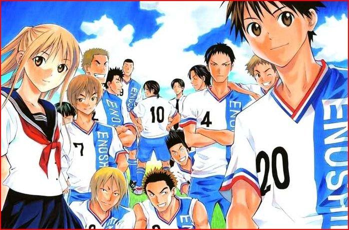 sports girl manga