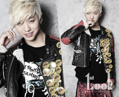 bang yong guk for 1st look ^^