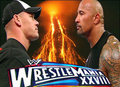 cena vs rock - john-cena photo