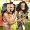 China Anne McClain photo entitled china and her sister