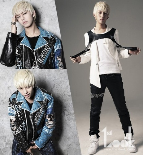 daehyun for 1st look ^^