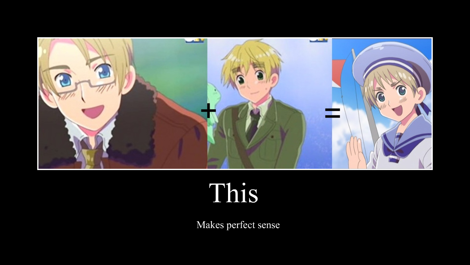 Hetalia demotivational posters