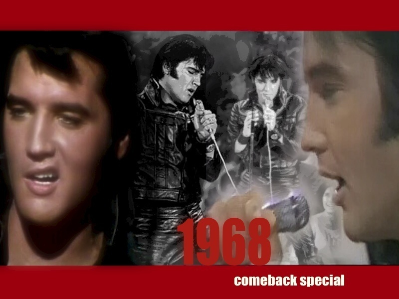 "elvis the ""68 comeback specail"