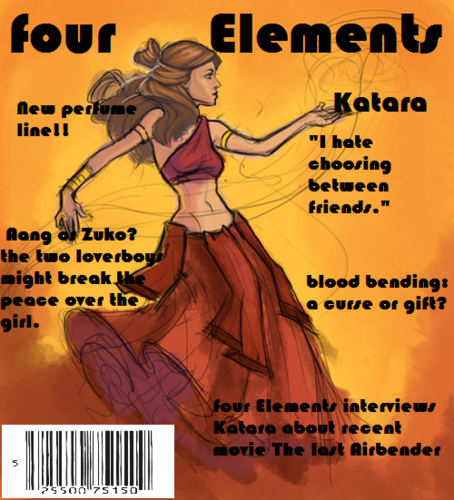 four Elements magazine