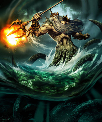 poseidon - greek-mythology Photo