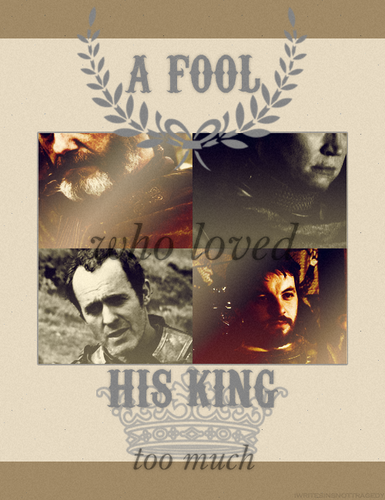 A fool who loved his king too much