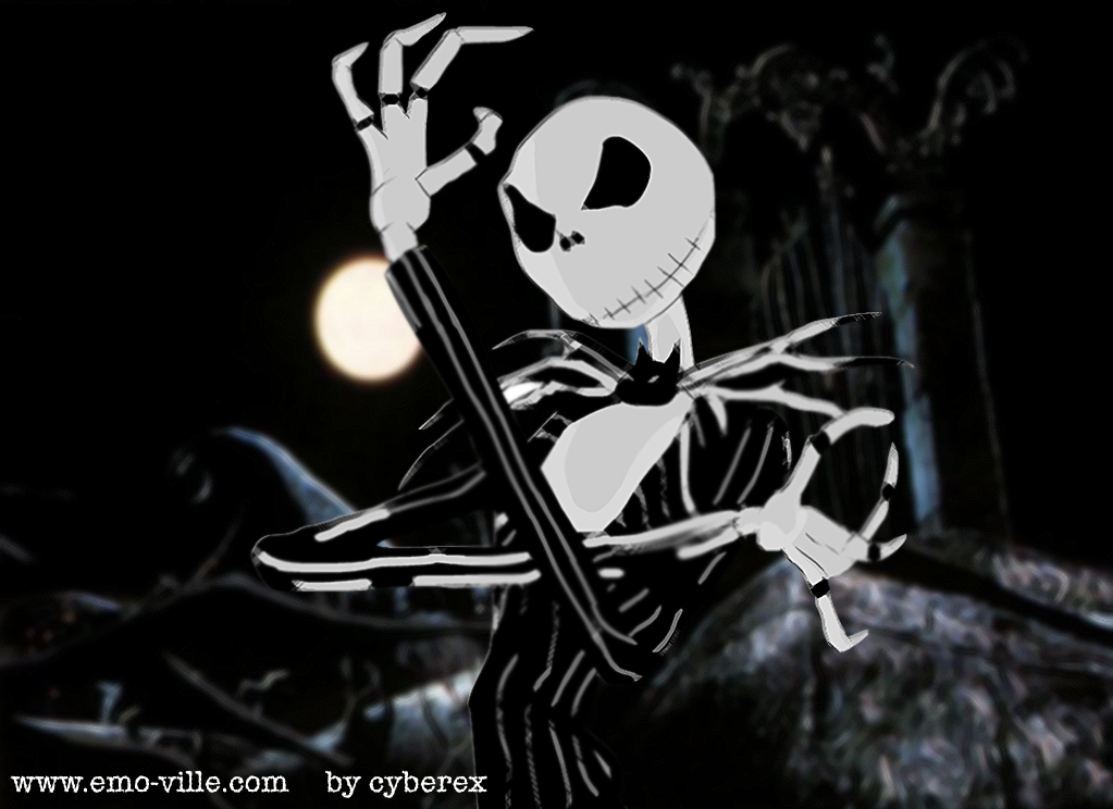 jack - Nightmare Before Christmas Photo (29453648) - Fanpop