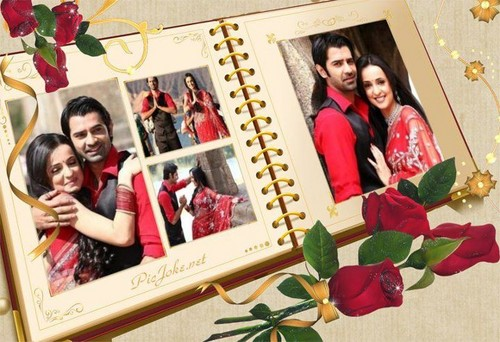 Iss Pyar Ko Kya Naam Doon wallpaper titled khushi and arnav