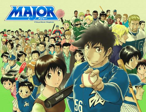 major anime