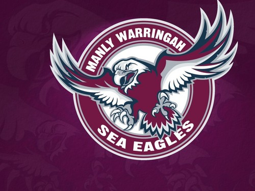 NRL wallpaper called manly sea eagles