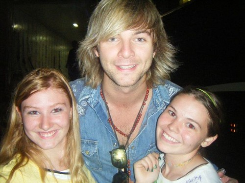 me and my cousin with Keith oct 6th
