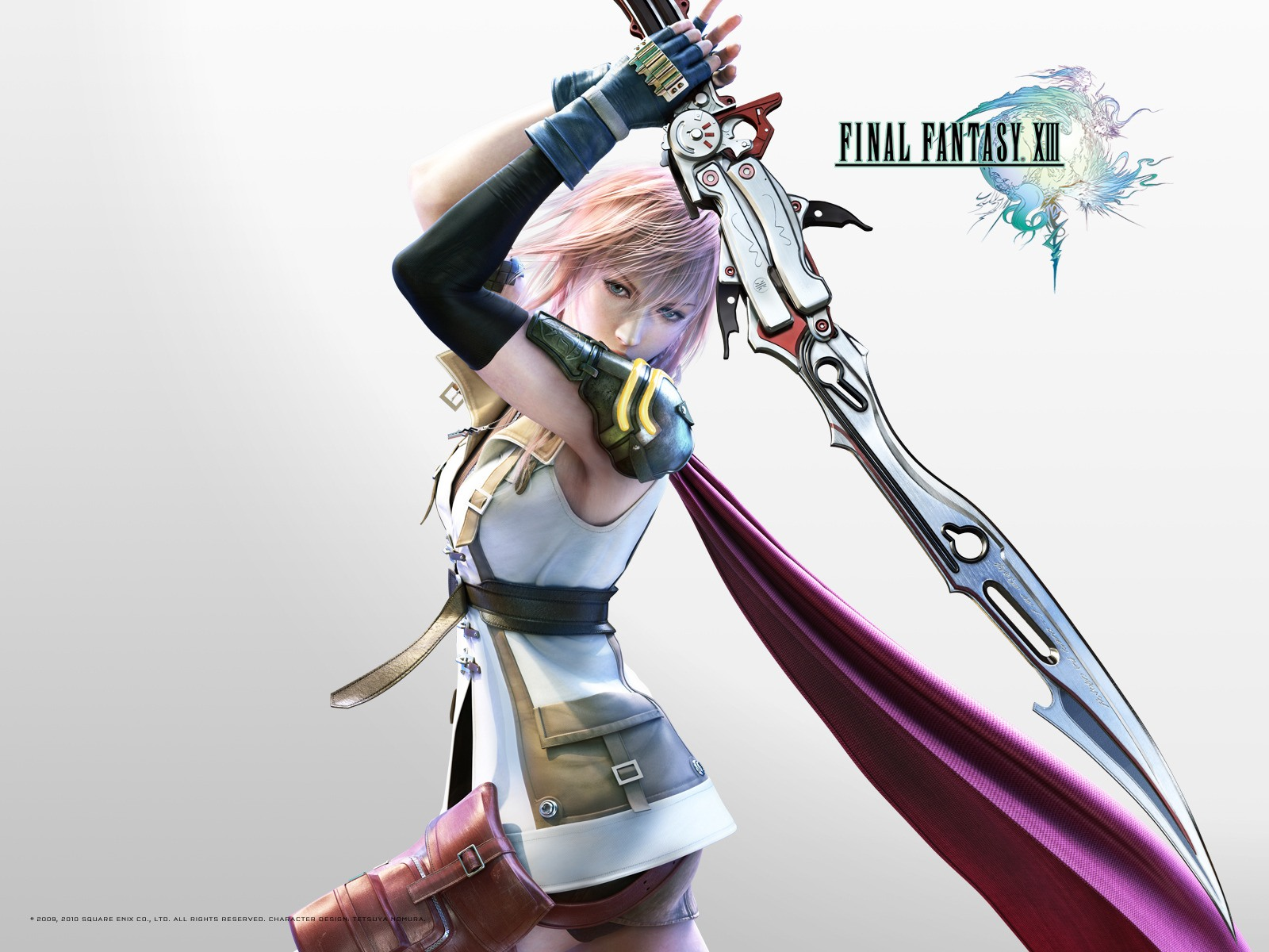 final fantasy 13 2 lighting images more lightning wallpapers hd