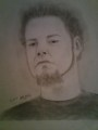 my James drawing (it sucks!) - james-hetfield fan art