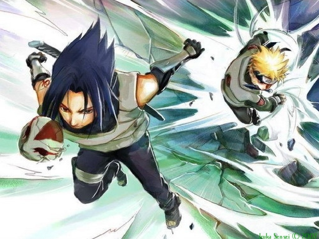 Naruto Vs Sasuke Rotcalex2011 Photo 29433792 Fanpop