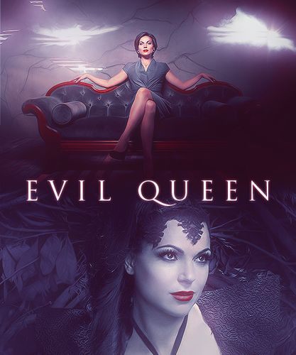 Ouat Wallpaper: Once Upon A Time Images Evil Queen/Regina Wallpaper And