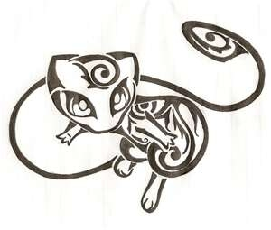 Tribal tattoos achtergrond possibly with a triskelion entitled pokemon