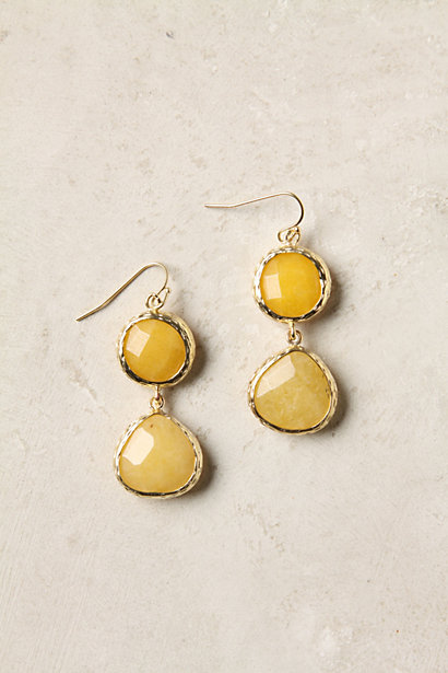 sea drops earrings