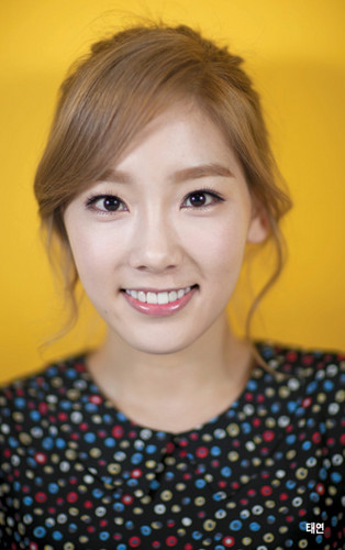 taeyeon@ Forbes Interview Picture
