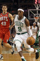 vs Nets - rajon-rondo photo