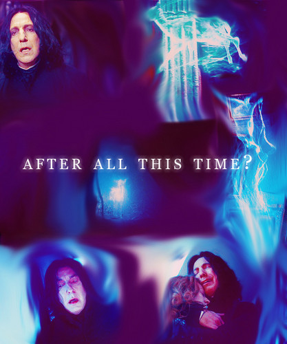 After all this time?