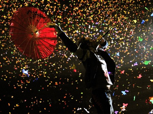 ★ Coldplay- Liebhaber in Japan ★