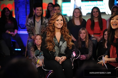 """Demi Lovato:Stay Strong"" The after show"