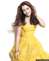 'Fashion Magazine' Photoshoot - lily-collins photo