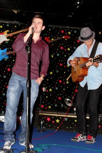Keith Harkin & Emmet CaHill-2012