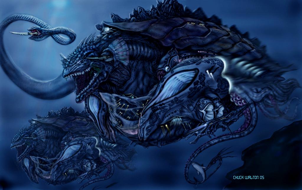 Kraken ☆ - Anj and Jezzi - The Aries Twins Photo (29549086 ...