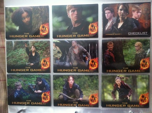 The Hunger Games wallpaper possibly containing anime titled [LQ] new images