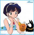 (Ranma 1/2) Akane Tendo _ manga style