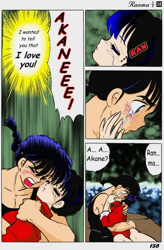 (Ranma 1/2) Ranma x Akane _ Forever