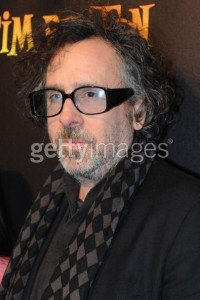 """Tim Burton, the Exhibition"" at the Cinematheque Francaise"