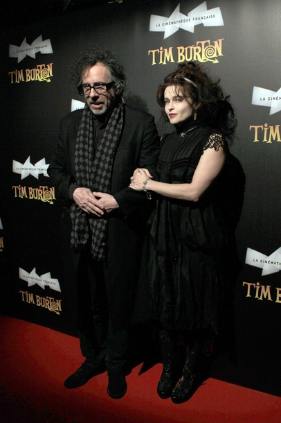 """""""Tim Burton, the Exhibition"""" at the Cinematheque Francaise"""