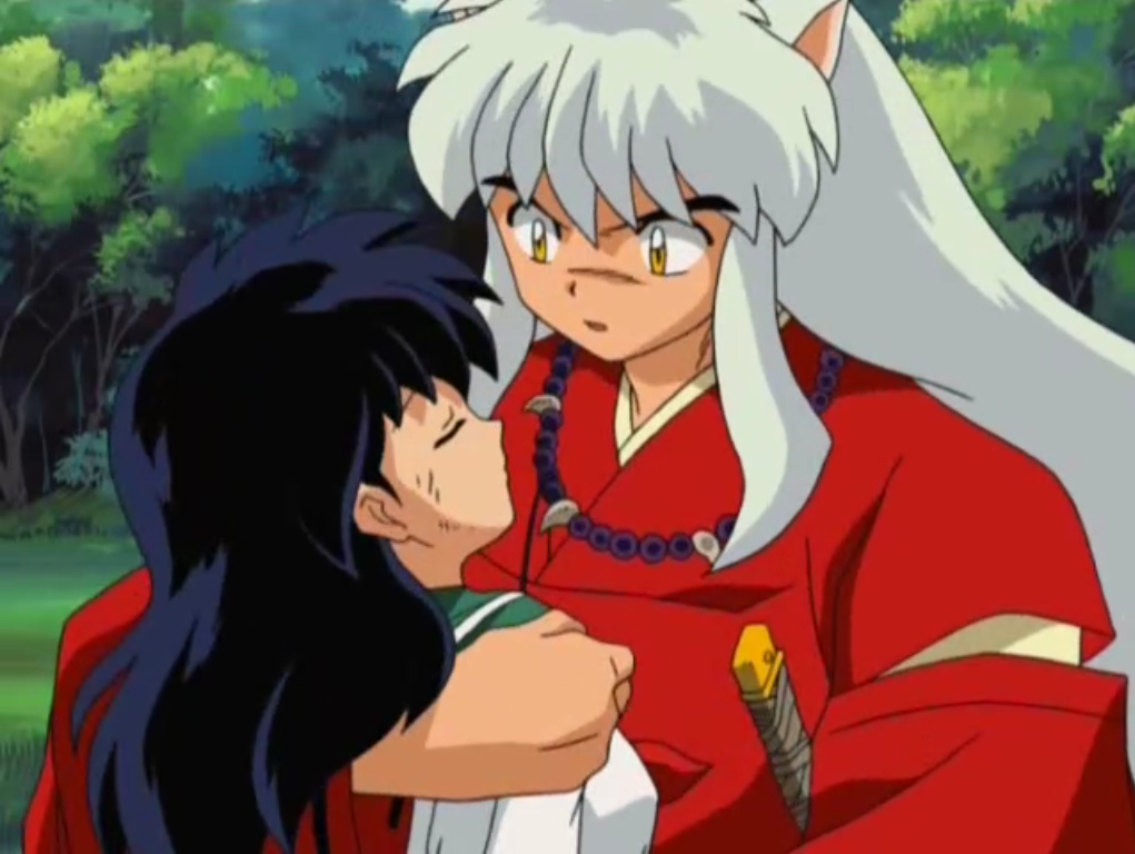 Inuyasha and Kagome Doing It http://www.fanpop.com/clubs/inuyasha-and-kagome/images/29558281/title