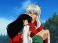  - inuyasha-and-kagome screencap