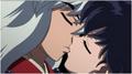 ♥ - inuyasha-and-kagome screencap