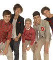 1D iCarly promotional photoshoot!