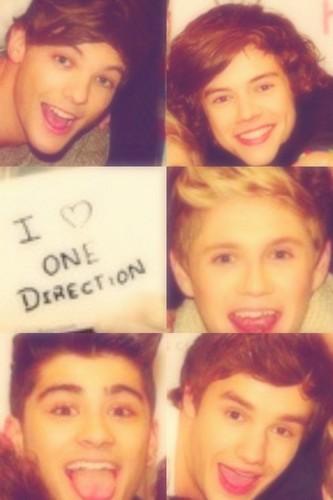 1D stole my heart ! x
