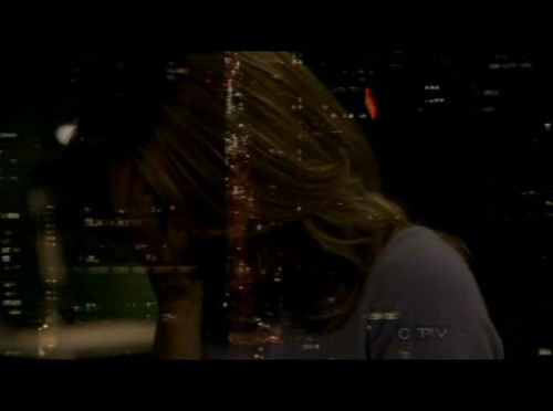 CSI:NY wallpaper called 8x11- Who's There?