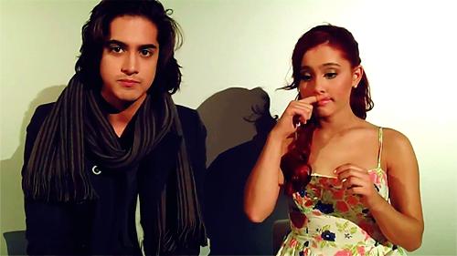 Avan Jogia and Ari...