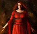 Melisandre - a-song-of-ice-and-fire photo